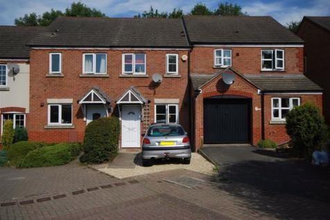 Challenger Close, Ledbury, Herefordshire. 2 bedroom terraced house