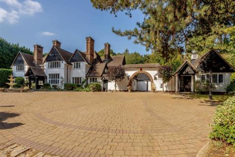 Ladywood Road, Sutton Coldfield. 7 bedroom detached house for sale