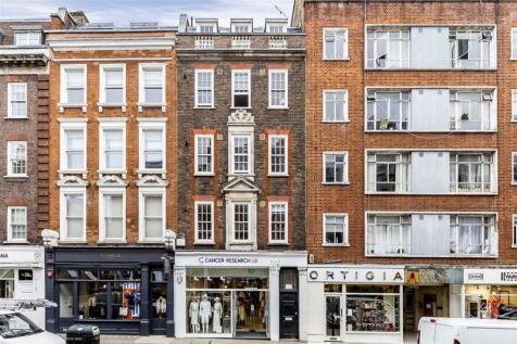 Marylebone High Street, Marylebone. 1 bedroom flat