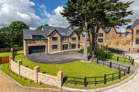 Upsall Grange Gardens, Upsall. 5 bedroom detached house for sale