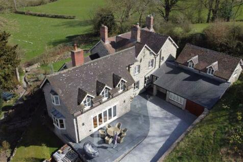 Batchcott, Ludlow. Detached house for sale