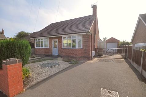 Holly Bank Close, Newhall. 2 bedroom detached bungalow
