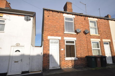 Church Gresley, Swadlincote. 2 bedroom end of terrace house
