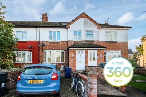 Silverwood Close. 4 bedroom terraced house