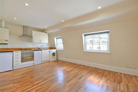 Hackney Road, Haggerston, E2. 1 bedroom flat
