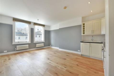 Priory Terrace, South Hampstead, NW6. 2 bedroom flat