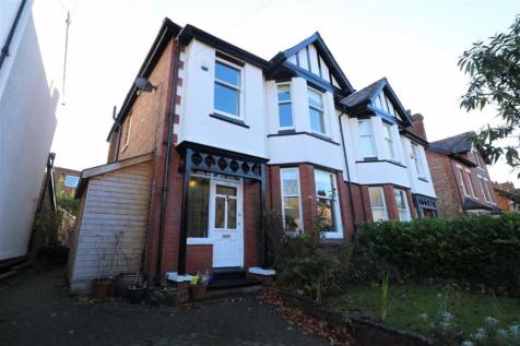 Fog Lane, Didsbury, Manchester, M20. 3 bedroom semi-detached house for sale