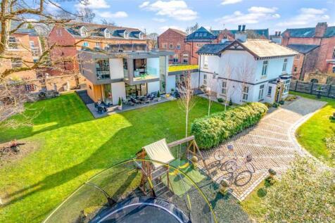 Manchester Road, Chorlton, Manchester, M21. 5 bedroom detached house for sale