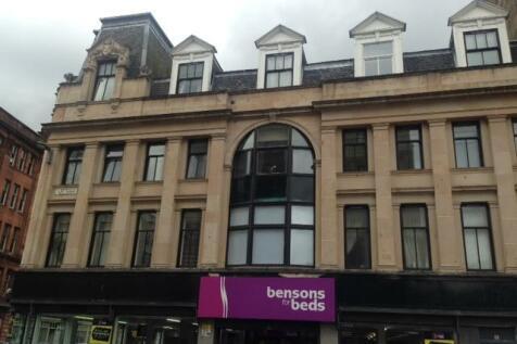 High Street, Merchant City, Glasgow, G1. 1 bedroom flat