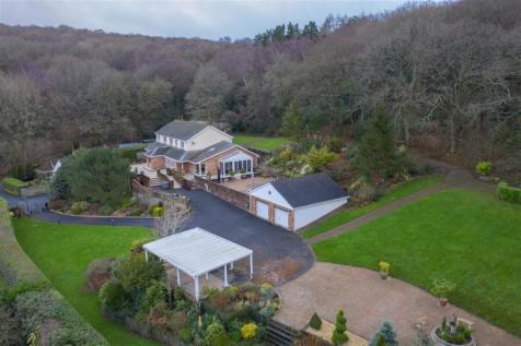 Penhow, Monmouthshire. 4 bedroom detached house for sale
