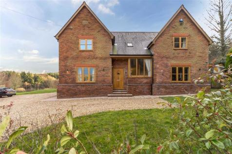 The Cot, St Arvans, Chepstow, Monmouthshire. 5 bedroom detached house for sale