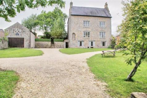 Church Road, Caldicot, Monmouthshire. 5 bedroom detached house for sale