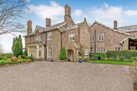 Red House Lane, Shirenewton, Chepstow, Monmouthshire. 7 bedroom detached house