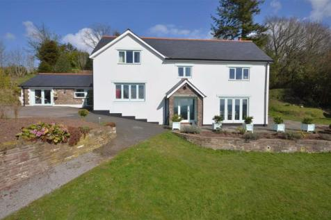 Llanishen, Chepstow, Monmouthshire. 5 bedroom detached house