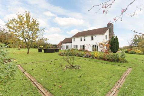 Shirenewton, Chepstow, Monmouthshire. 6 bedroom detached house for sale