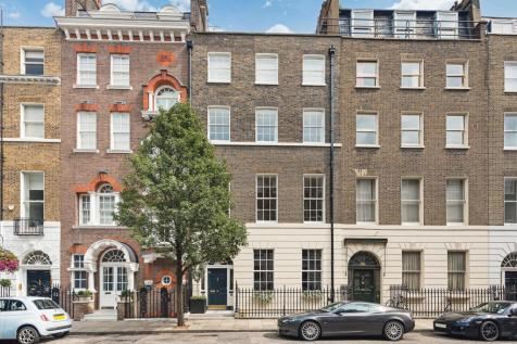 Upper Wimpole Street, Marylebone, London, W1G. 6 bedroom terraced house for sale