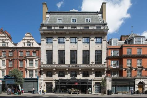 Great Portland Street, London, W1W. 4 bedroom flat