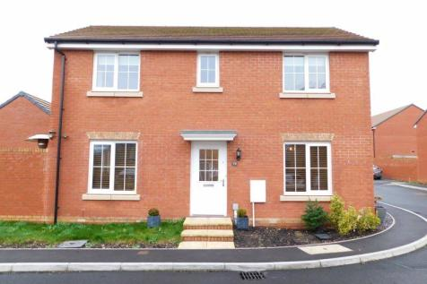 Waun Draw, Caerphilly. 3 bedroom detached house