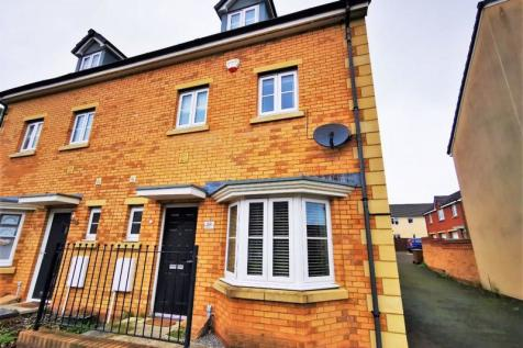 Meadowland Close, Caerphilly. 4 bedroom semi-detached house