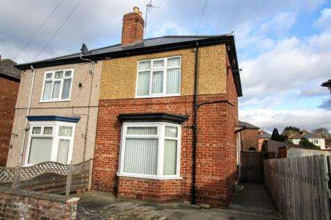 The Leas, Darlington. 2 bedroom semi-detached house