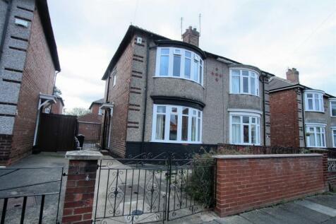 Mallard Road, Darlington. 2 bedroom semi-detached house