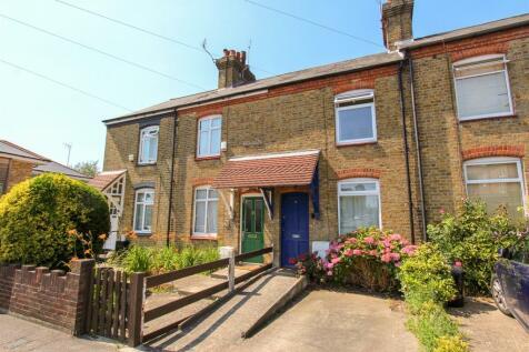 Press Road, Uxbridge. 2 bedroom terraced house