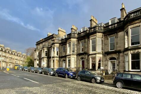 36 Coates Gardens, Edinburgh EH12 5LE. 7 bedroom town house for sale