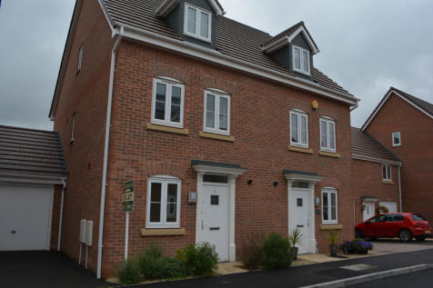 CANNERS WAY, Stratford-Upon-Avon, Warwickshire, CV37. 4 bedroom town house