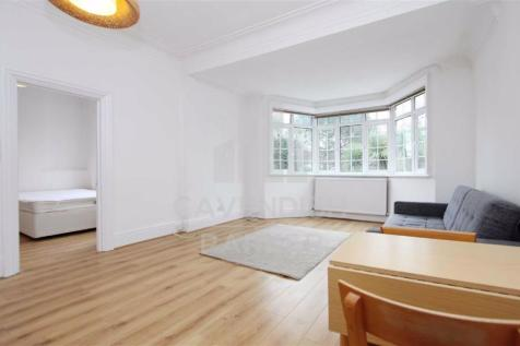 Burgess Hill, West Hampstead, London. 1 bedroom flat
