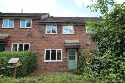 Maple Close, Ludlow. 2 bedroom terraced house
