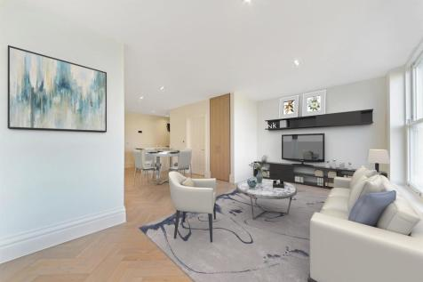 St. Mark's Hill, Surbiton. 2 bedroom flat