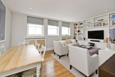 Chepstow Place, Notting Hill, London, UK, W2. 3 bedroom apartment