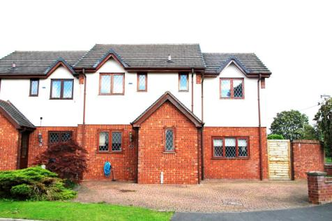 Kenstone Close, Mold. 4 bedroom semi-detached house
