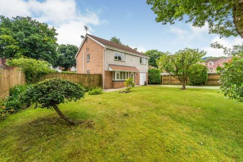 Maes Y Deri, Gowerton, Swansea. 5 bedroom detached house for sale