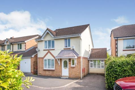 Llyn Berwyn Close, Rogerstone, NEWPORT. 4 bedroom detached house for sale