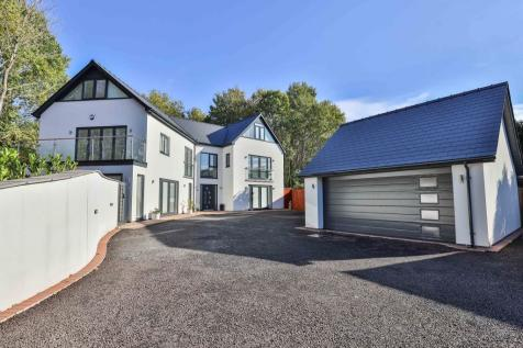 Church Lane, Coedkernew, Newport. 5 bedroom detached house for sale