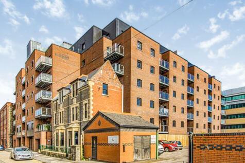 Trade Street, Butetown, Cardiff. 2 bedroom apartment