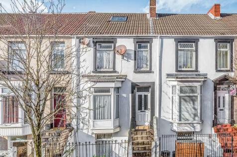 St Helens Avenue, Swansea. 4 bedroom terraced house for sale