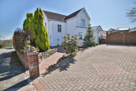 Mayals Road, Mayals, Swansea. 4 bedroom detached house