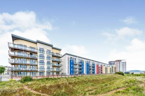 St Margarets Court, Maritime Quarter, Swansea. 2 bedroom flat