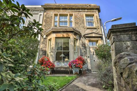 Walter Road, Swansea. 4 bedroom end of terrace house for sale