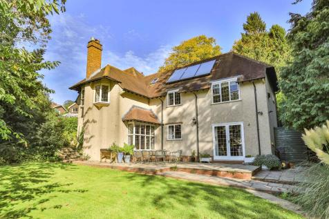 Parc Wern Road, Sketty, Swansea. 5 bedroom detached house for sale
