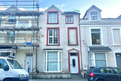 Carlton Terrace, Swansea. 5 bedroom terraced house for sale