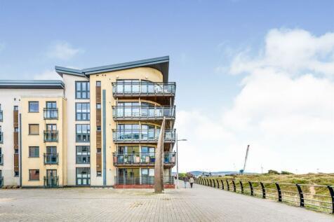 St Margaret's Court, Maritime Quarter, Swansea. 2 bedroom flat for sale
