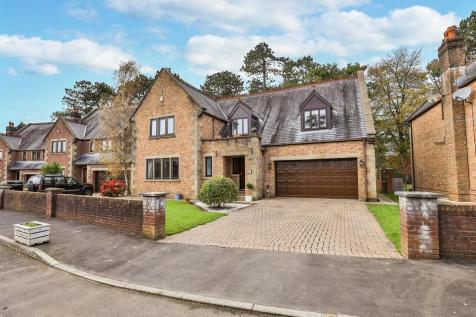 Mandinam Park, Sketty, Swansea. 5 bedroom detached house for sale