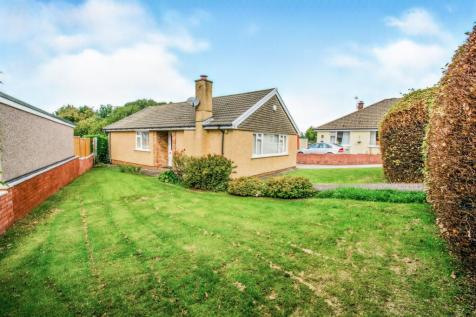 Mardy Close, Caerphilly. 3 bedroom detached bungalow