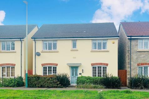 Mill View, Caerphilly. 4 bedroom detached house