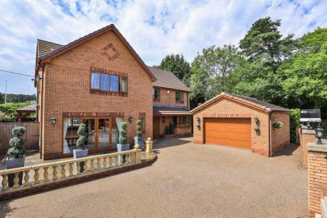 Corbetts Lane, Caerphilly. 5 bedroom detached house