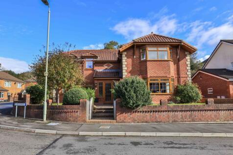 Tai Dyffryn, Nantgarw, Cardiff. 5 bedroom detached house for sale