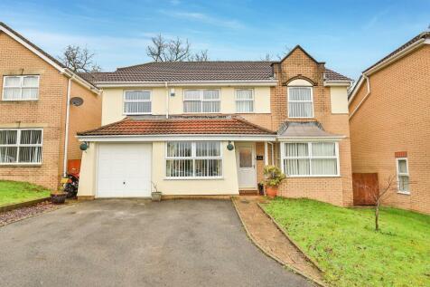Ty Crwyn, Church Village, Pontypridd. 6 bedroom detached house for sale